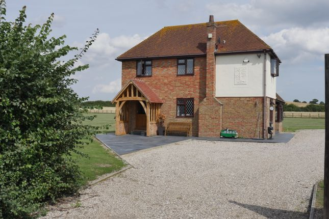 Thumbnail Detached house for sale in Highlands Road, Rawreth, Wickford