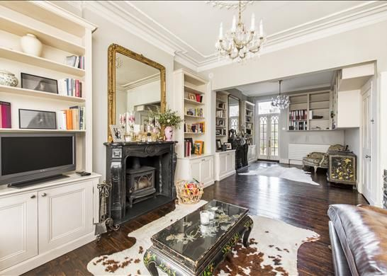 Thumbnail Terraced house for sale in Harvist Road, Queen's Park, London