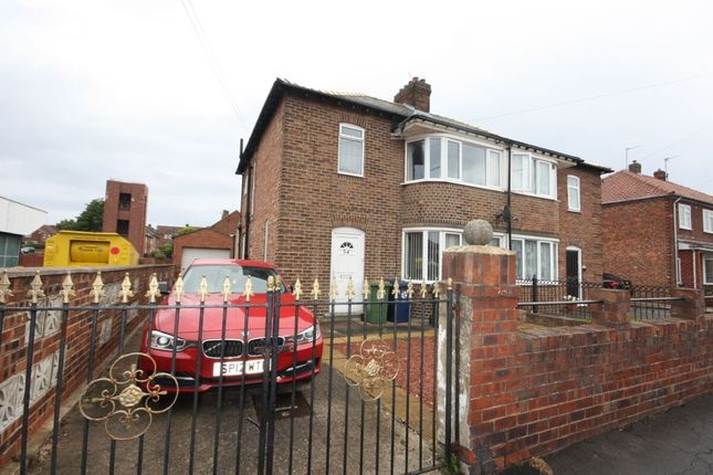 Thumbnail Semi-detached house for sale in Coronation Road, Loftus, Saltburn-By-The-Sea