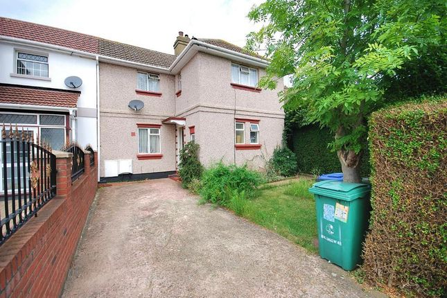 Thumbnail 3 bed semi-detached house for sale in Bridgeway, Wembley, Middlesex