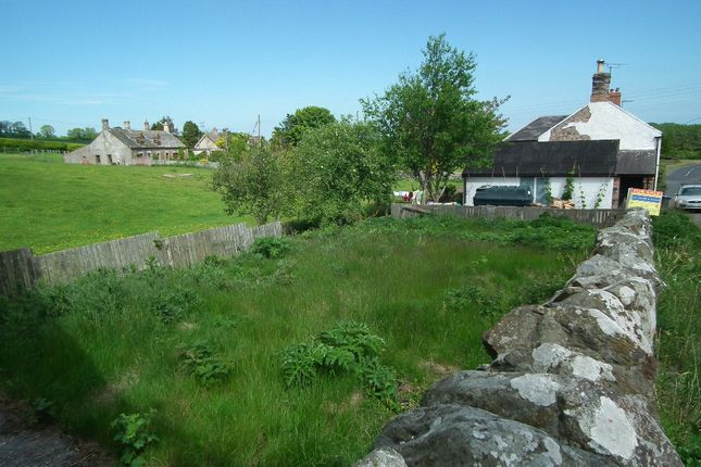 Thumbnail Land for sale in Auchencrow, Eyemouth