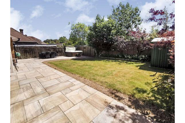 Rear Garden of Botley Road, Sholing, Southampton SO19