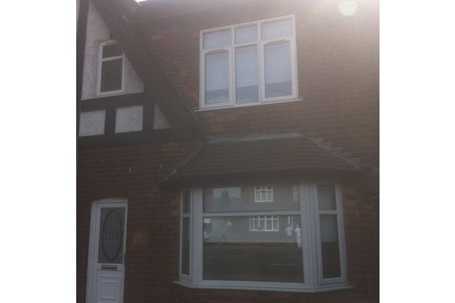 Thumbnail Shared accommodation to rent in Beeston Road, Nottingham