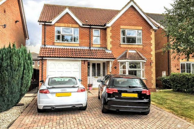 Thumbnail Property for sale in George Butler Close, Laceby, Grimsby