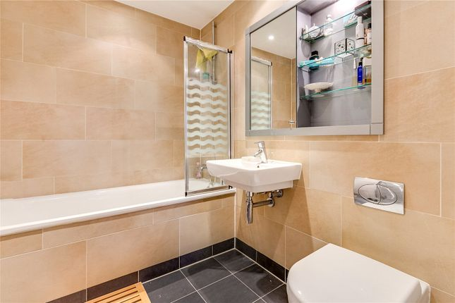 Bathroom of Axis Court, 2 East Lane, London SE16