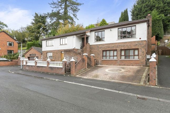 Thumbnail Detached house for sale in Finchley Vale, Belmont, Belfast