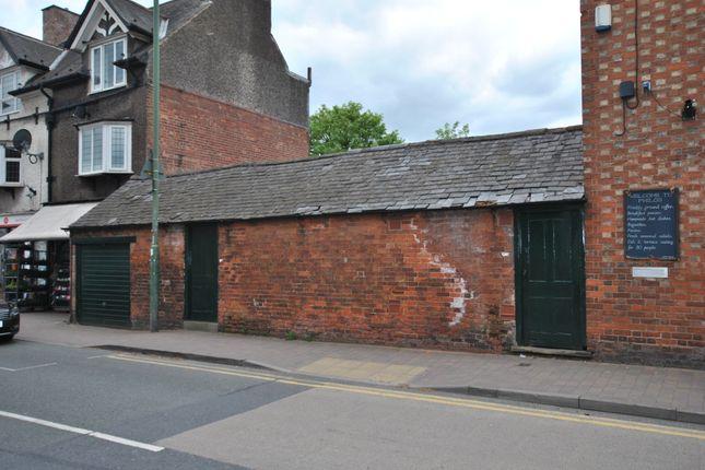 Thumbnail Land for sale in Land Adjacent To 2 High Street, Ruddington, Nottinghamshire