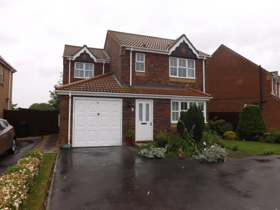 Thumbnail Detached house for sale in Merrills Way, Ingoldmells, Skegness