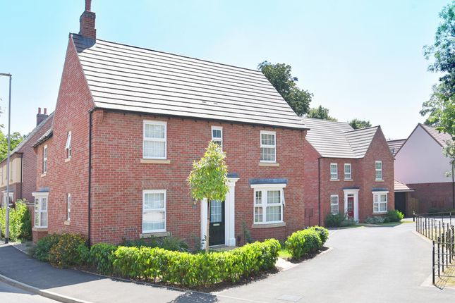 "Thumbnail Detached house for sale in ""Layton"" at Old Derby Road, Ashbourne"