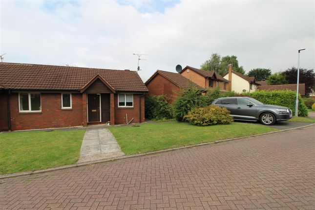 Thumbnail Bungalow for sale in Withy Croft, Great Boughton, Chester