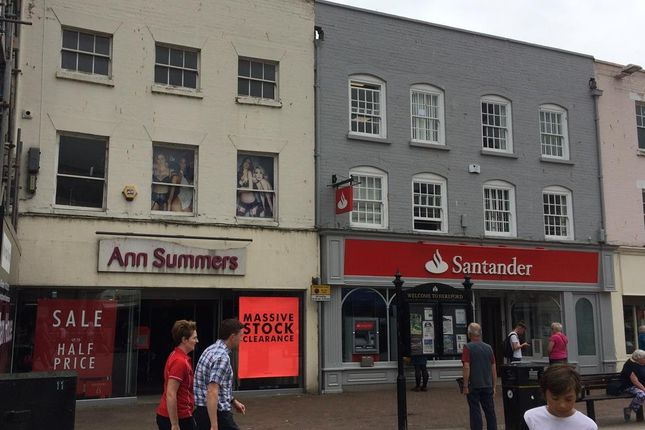 Retail premises to let in High Town, Hereford HR1 2Ab
