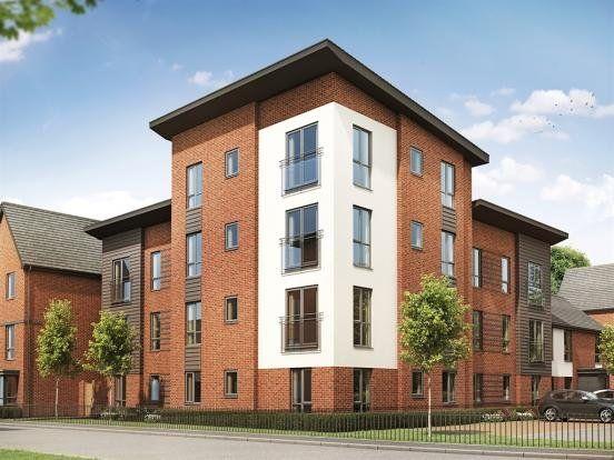 Thumbnail Flat for sale in Longbridge Place, Cooper Way, Rednal