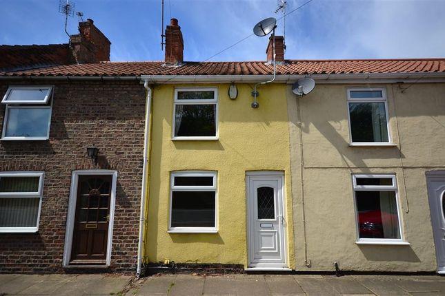 Thumbnail Terraced house for sale in High Street, Rawcliffe, Goole
