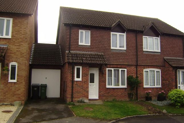 Thumbnail End terrace house to rent in Longbridge Road, Thatcham