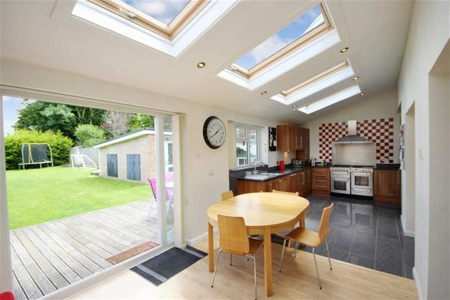 Thumbnail Semi-detached house for sale in Braemar Close, Lawn, Swindon
