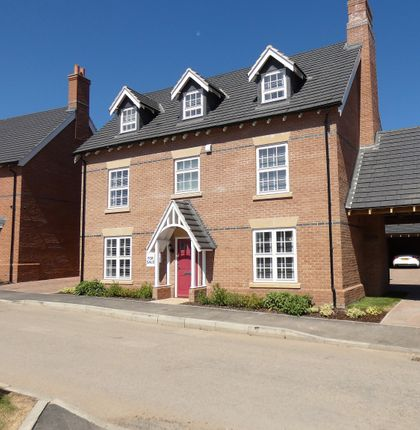 Thumbnail Detached house for sale in Farriers Close, Wymeswold