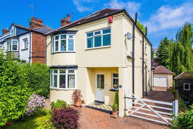 Thumbnail Detached house for sale in 14, Silver Hill Road, Ecclesall