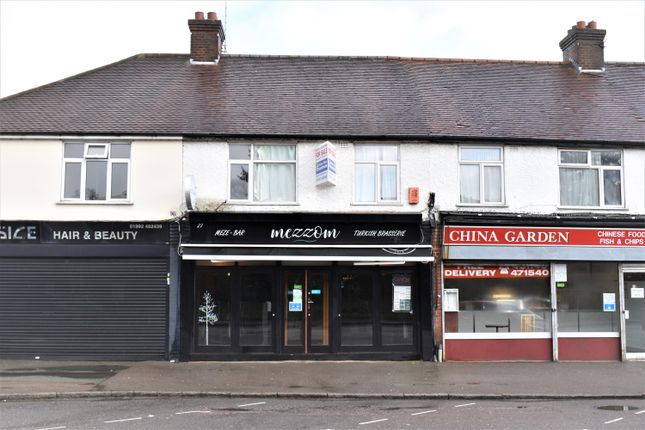 Thumbnail Restaurant/cafe for sale in High Road, Broxbourne