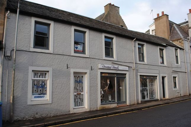 Thumbnail Flat to rent in Castlegate, Lanark