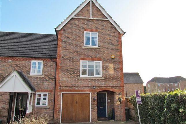 Thumbnail Town house to rent in Anna Pavlova Close, Abingdon-On-Thames