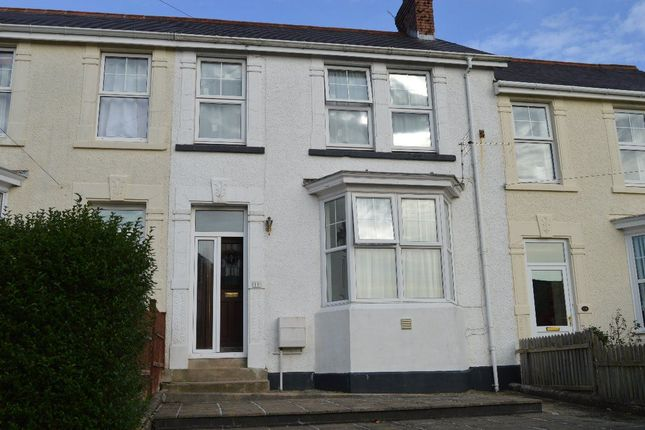 Thumbnail Property to rent in Longacre Road, Carmarthen