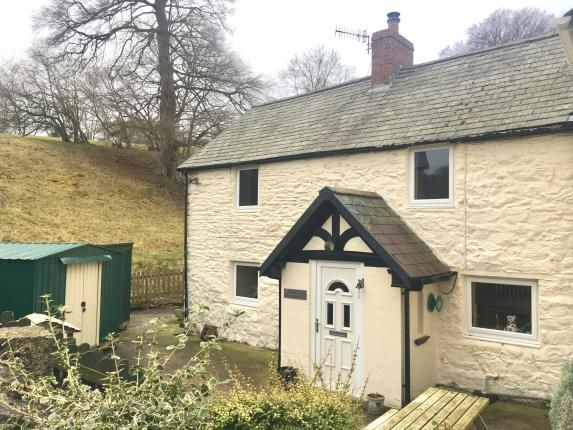 Thumbnail Semi-detached house for sale in Cyffylliog, Ruthin, Denbighshire, North Wales