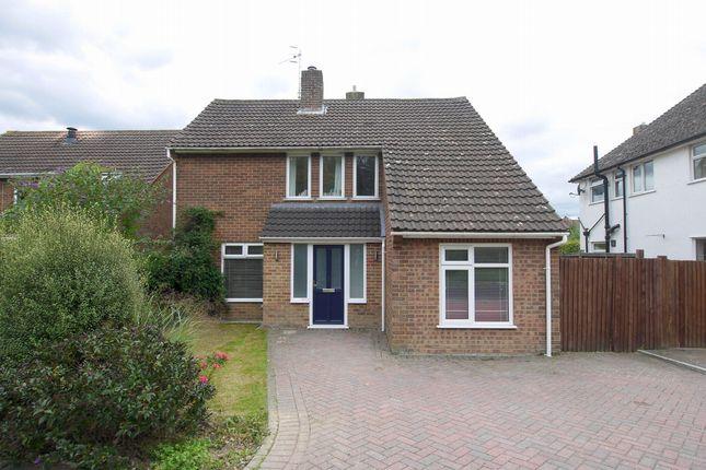 Thumbnail Detached house for sale in Fairfield Way, Hildenborough, Tonbridge