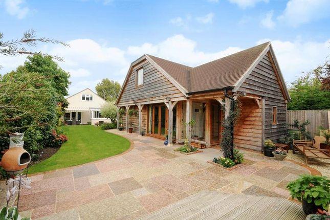 Thumbnail Detached bungalow for sale in Hanney Road, Steventon, Abingdon