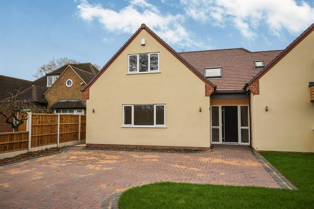 Thumbnail Semi-detached house for sale in Monmouth Drive, Sutton Coldfield
