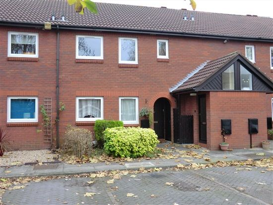 Thumbnail Flat to rent in Millers Court, Mill Street, Ormskirk