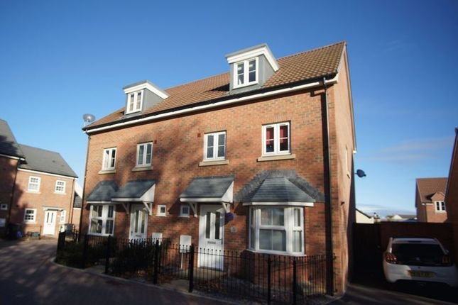 Thumbnail Property to rent in Wycombe Road Kingsway, Quedgeley, Gloucester
