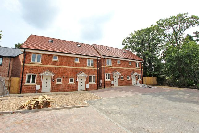 Thumbnail Semi-detached house for sale in Peony Cottage, Station Road, Sway, Hampshire