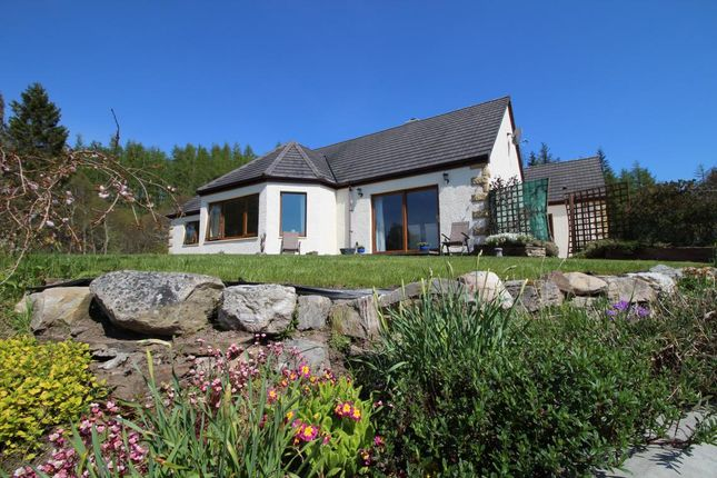 Thumbnail Bungalow for sale in Altass, By Lairg, Sutherland