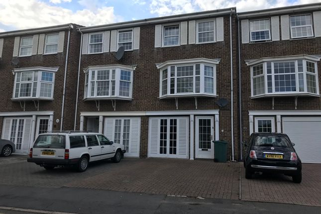 Thumbnail Town house to rent in Tubbenden Lane, Farnborough, Orpington