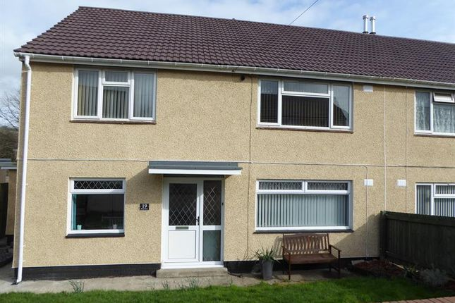 Thumbnail Flat for sale in Bevan Close, Trethomas, Caerphilly