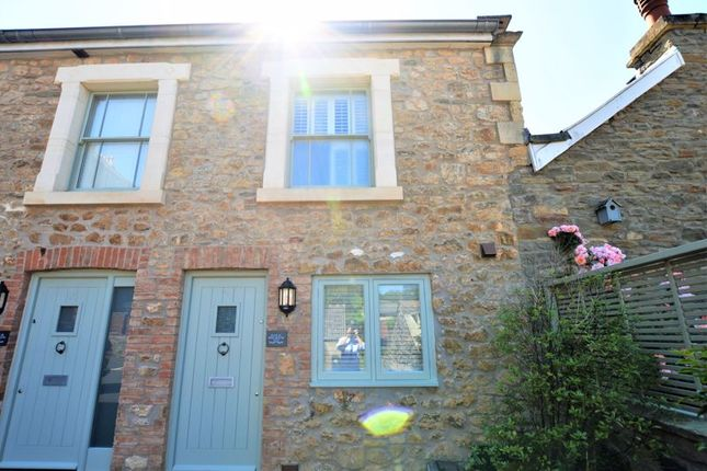 Thumbnail Cottage for sale in Gardens Road, Clevedon