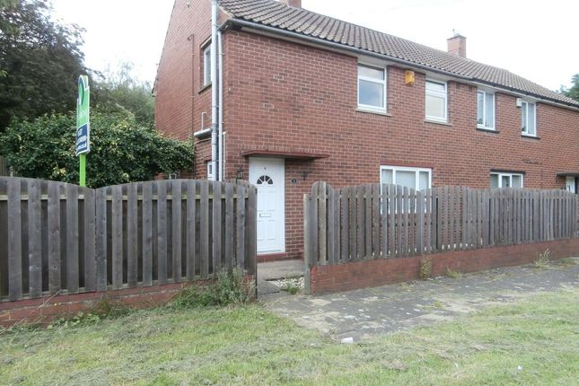 Thumbnail Semi-detached house to rent in Bentley Close, Barnsley