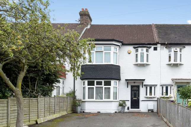 Thumbnail Terraced house for sale in Warminster Road, London