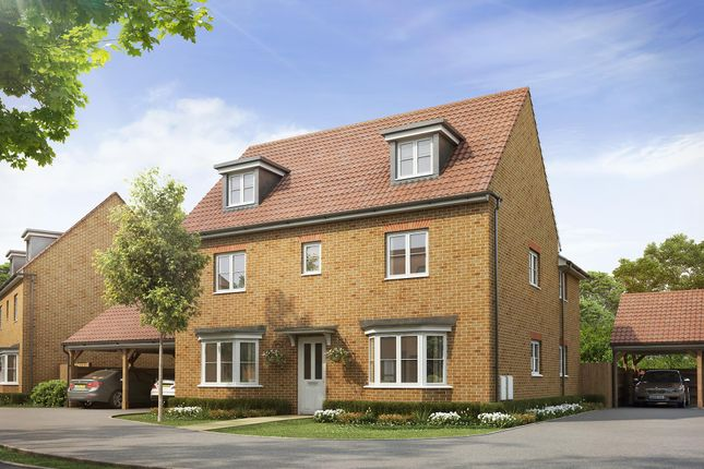 """Thumbnail Detached house for sale in """"Stratford"""" at Dorman Avenue North, Aylesham, Canterbury"""