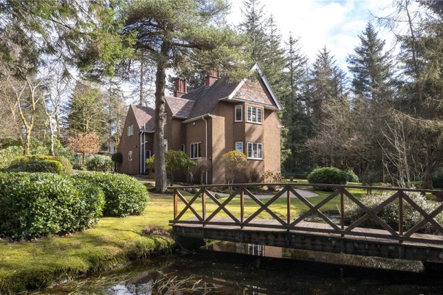 Detached house for sale in 'ladymuir', Glenmosston Road, Kilmacolm, Inverclyde