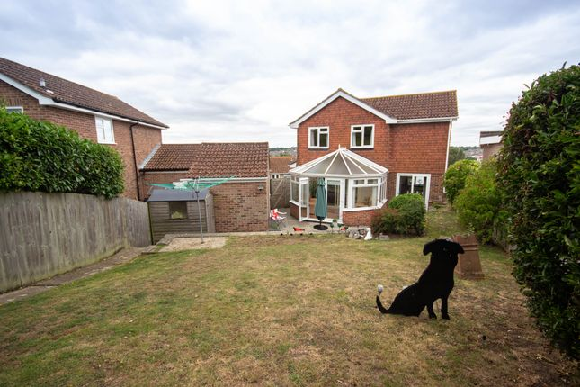 Thumbnail Detached house for sale in Hendy Road, East Cowes