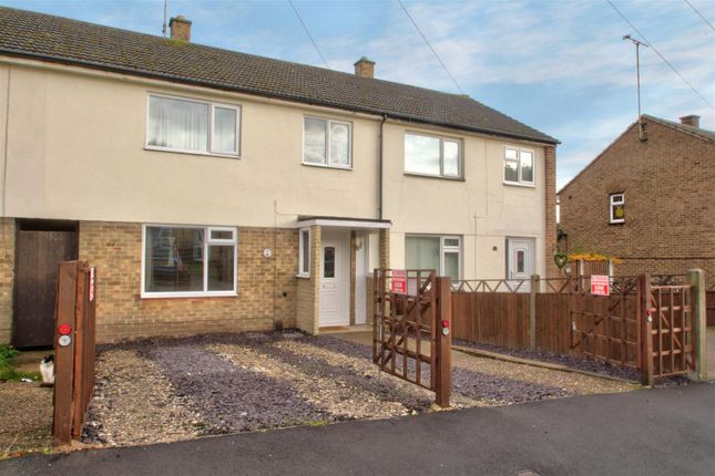 Thumbnail Terraced house for sale in Oxengate, Arnold, Nottingham