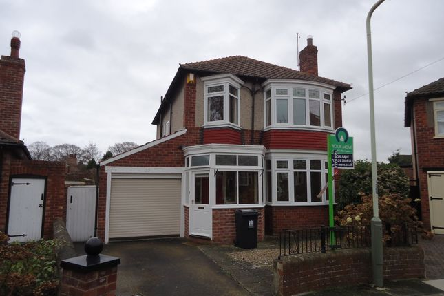 Thumbnail Detached house to rent in Woodside Drive, Darlington