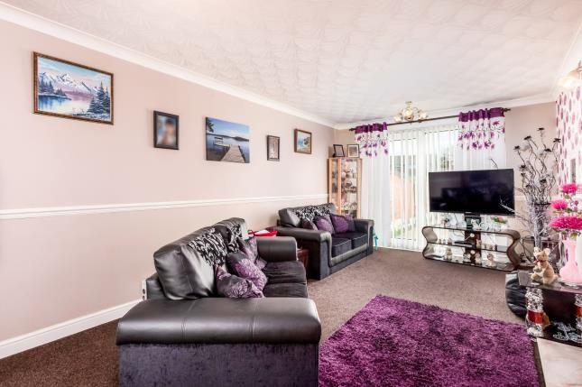 Living Room of Wellstone Drive, Bramley, Leeds, West Yorkshire LS13