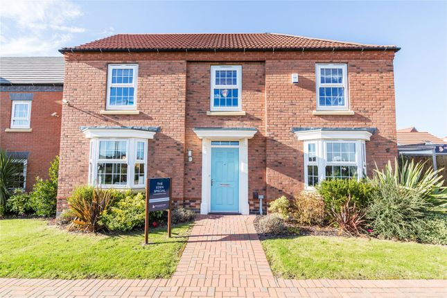 Thumbnail Detached house for sale in Hollygate Lane, Cotgrave, Nottingham