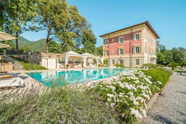 Thumbnail Property for sale in Villa Anna, Pietrasanta, Lucca, Tuscany