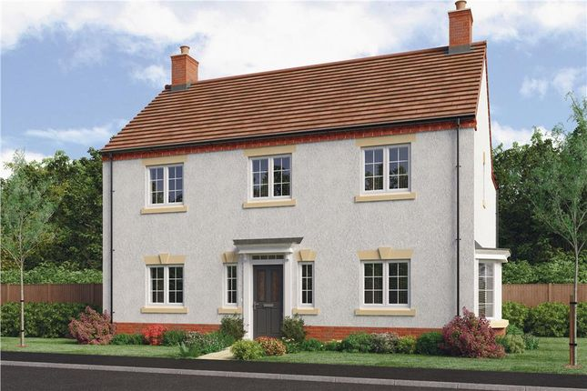 "Thumbnail Detached house for sale in ""Stainsby"" at Jawbone Lane, Melbourne, Derby"