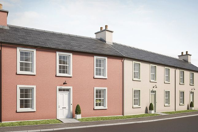 Thumbnail End terrace house for sale in Lochandinty Road, Tornagrain, Inverness