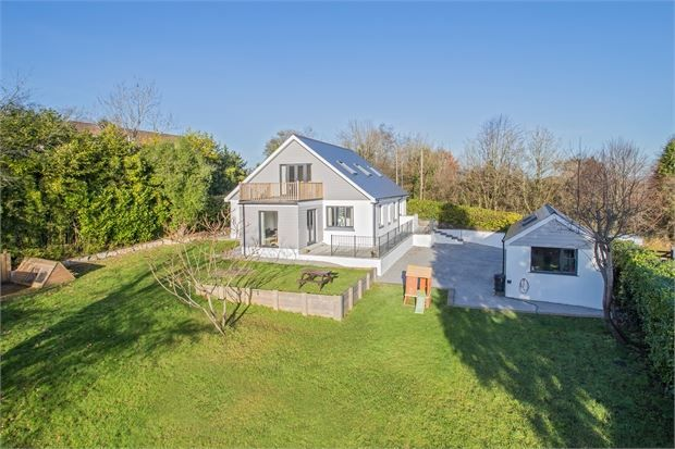 Thumbnail Detached bungalow for sale in Canada Hill, Ogwell, Newton Abbot, Devon.
