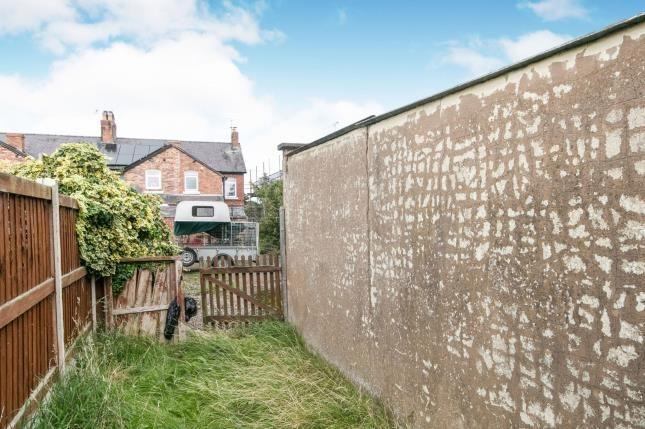 Outside of Bryn Coch Lane, Mold, Flintshire CH7